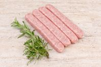Lean Jumbo Pork Sausage