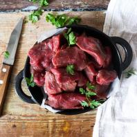 Beef Diced Braising Steak