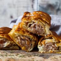 Sausage Rolls (4 per pack)