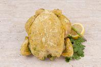 Whole Chicken Garlic