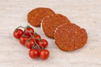 Lean Steak Chorizo Burger