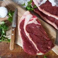 Beef Sirloin Steak £10 Pack (4 Steaks)